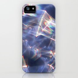 Glassy Refraction 2 iPhone Case