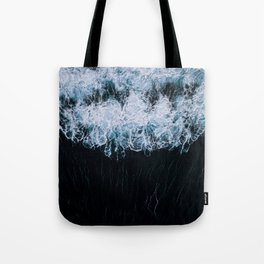 The Color of Water - Seascape Tote Bag