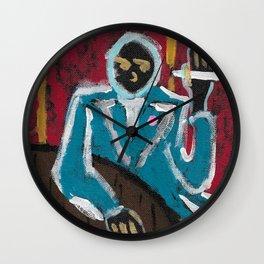 """Some Classy Guy"" Wall Clock"