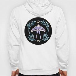 Moon Moth 02 Hoody