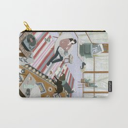 Sisters Room Carry-All Pouch