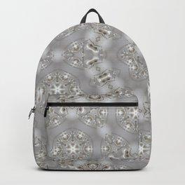 Babies Breath Kaleidoscope Backpack