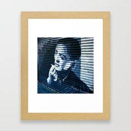 Peter Lorre Framed Art Print