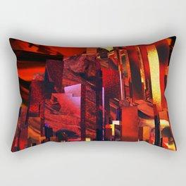 Q-City Six Rectangular Pillow