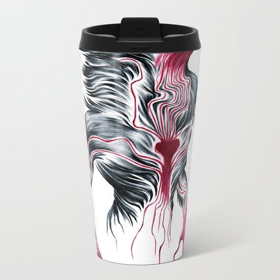 Bled Metal Travel Mug