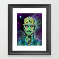 Tritus Framed Art Print