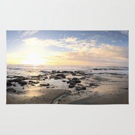 Sunset Cliffs, San Diego California Rug