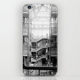 Bradbury Building, Downtown Los Angeles iPhone Skin