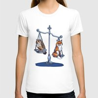 law T-shirts featuring The Law by Elisa Gandolfo