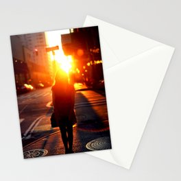 Sun Filled Dreams  Stationery Cards