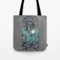 The Bird Keeper Tote Bag