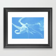 Octopus Dance Framed Art Print