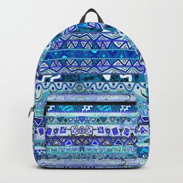 Faded Blues Backpack