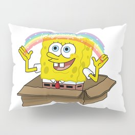 spongebob squarepants imagination Pillow Sham