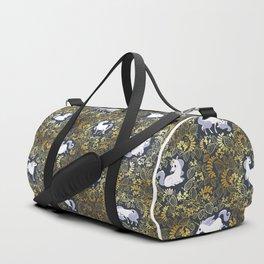 Unicorn pattern Duffle Bag
