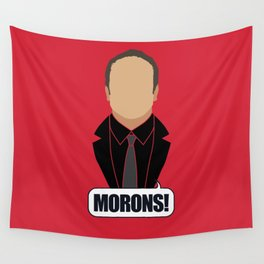 4 Crowley Wall Tapestry
