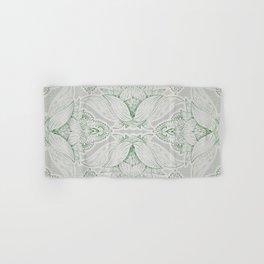 Flower Mandala 12 Hand & Bath Towel