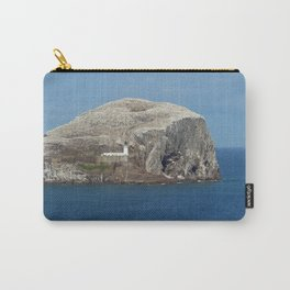 Gannets on Bass Rock, North Berwick, Scotland Carry-All Pouch