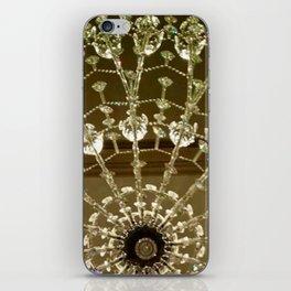 Under the Chandelier iPhone Skin