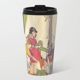 Animal Collective - Feels Travel Mug