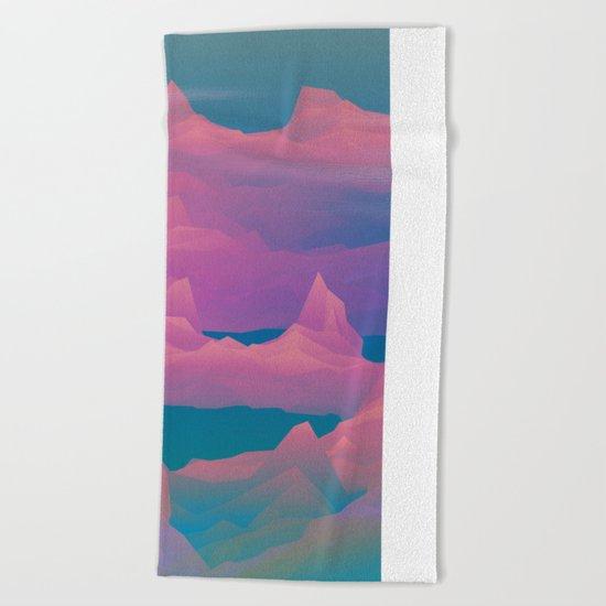 Sierra Beach Towel