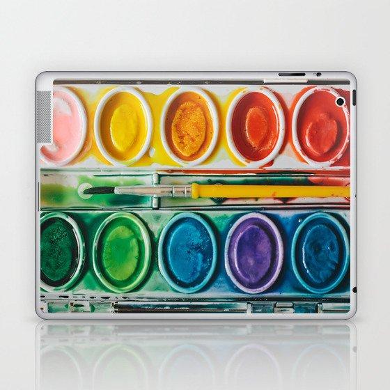 The Painter  Laptop & iPad Skin