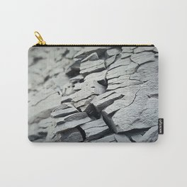 gray rock Carry-All Pouch
