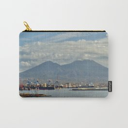 Mt. Vesuvius Carry-All Pouch