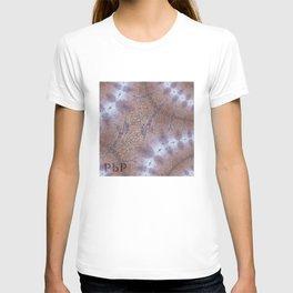 Berlin Kaiser Wilhelm // Pattern Abstract Photography T-shirt