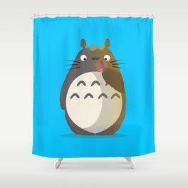MYNEIGHBORTOTORO Shower Curtain
