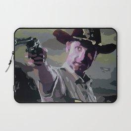 Rick Grimes Laptop Sleeve