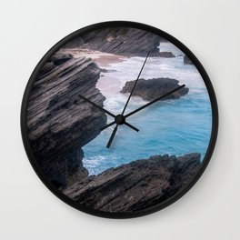 Bramuda Cliffside Wall Clock