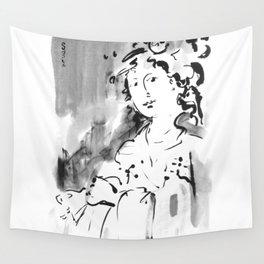 Saskia #2 Wall Tapestry