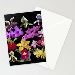 Orchids Galore Stationery Cards