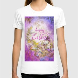 Purple Easter T-shirt