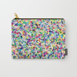 Colorful Spots Carry-All Pouch