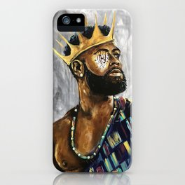 Naturally King III iPhone Case