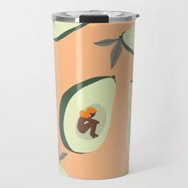 Take care of your avocados Travel Mug