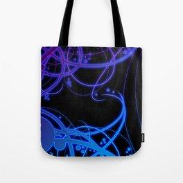 .:Energy Flow:. Tote Bag