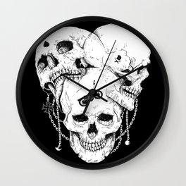 Bastard Wall Clock