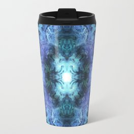 Cosmic Matrix Metal Travel Mug