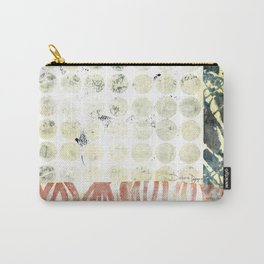 Pods and Dots Carry-All Pouch