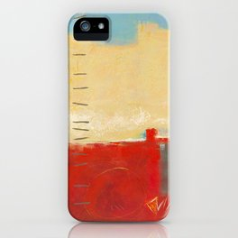 Come Up Here iPhone Case