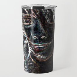 Coping With Fred Travel Mug