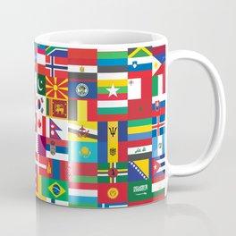 All Flags Coffee Mug