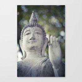 BUDDHA IN SUKHOTHAI II Canvas Print