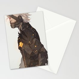 Raiden Stationery Cards