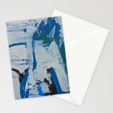 Italian Blue Stationery Cards
