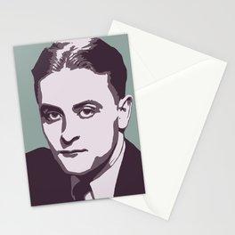 F. Scott Fitzgerald Stationery Cards