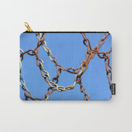 Rusty Chains Carry-All Pouch